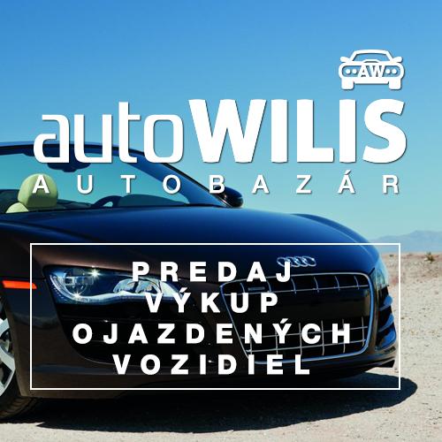 Autowilis Bratislava, Autobazár, Predaj a výkup ojazdených vozidiel