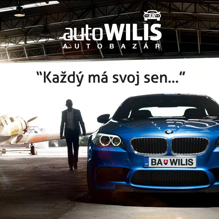 Autobazár Bratislava Autowilis